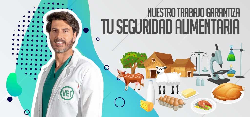 Nuestro trabajo garantizza tu seguridad alimentaria